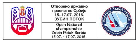 Državno prvenstvo Zubin Potok 2016.