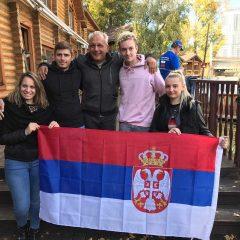 Veliki uspeh para-raftera Srbije